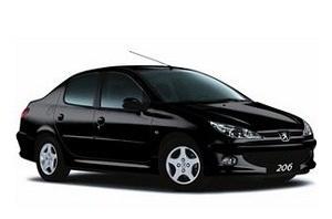Peugeot 206 Sedan 2005