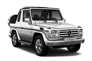 Mercedes G-Class (W463) 2000