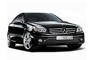Mercedes CLC-Class (CL203) 2008