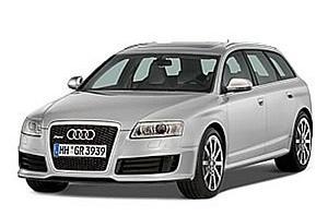 Audi RS6 Avant 2007