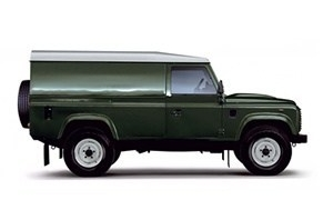 Land Rover 110 Hard Top 2007