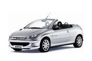 Peugeot 206 CC 2000