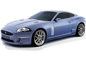 Jaguar XK Coupe 2005