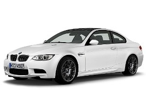BMW M3 Coupe (E92) 2007