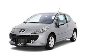 Peugeot 207 3-х дверный 2006