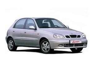 ЗАЗ Lanos Hatchback T100 1997