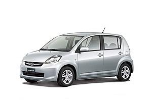 Subaru Justy 2007