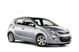 Hyundai i20 5-и дверный 2008