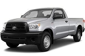 Toyota Tundra Regular Cab 2009