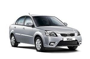 KIA Rio Sedan 2009