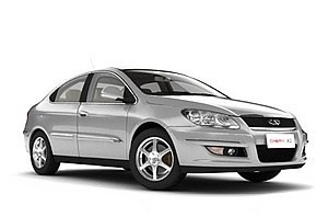 Chery M11 Sedan 2008