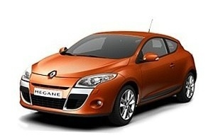 Renault Megane Coupe 2009