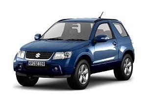 Suzuki Grand Vitara 3-х дверный 2008