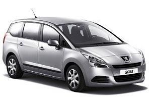 Peugeot 5008 2009