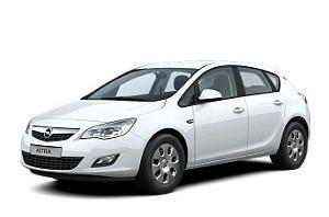 Opel Astra J Hatchback 2009