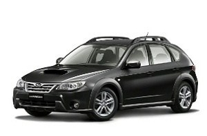 Subaru Impreza XV 2010