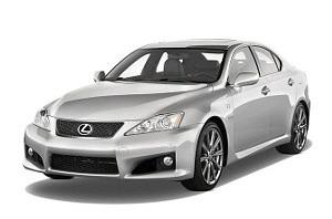 Lexus IS F 2007