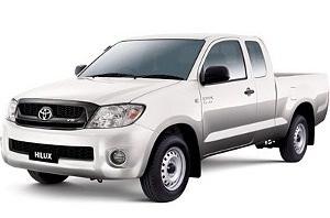 Toyota Hilux Extra Cab 2008