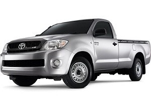Toyota Hilux Single Cab 2008