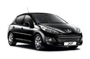 Peugeot 207 5-ти дверный 2009