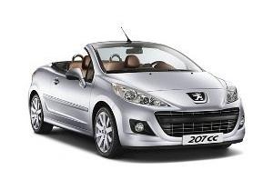 Peugeot 207 CC 2009