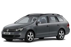 Volkswagen Golf Variant 2009