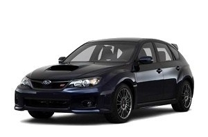 Subaru Impreza WRX STI 2010