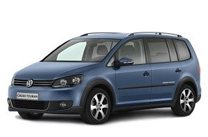Volkswagen Cross Touran 2010