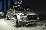 Hyundai приступит к разработке серийной версии пикапа Santa Cruz в ноябре - фото 2
