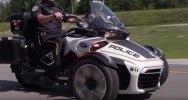 Полицейский трицикл Can-Am Spyder F3-P - фото 2