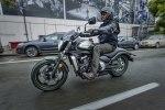 Новый мотоцикл Kawasaki Vulcan S Cafe 2016 - фото 10