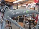 Электровелоцикл Phantom E Vision - фото 7