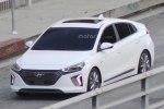 Новый хэтчбек Hyundai Ioniq замечен без камуфляжа - фото 4