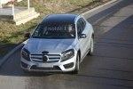 Mercedes вывел на завершающие тесты обновленный GLA - фото 5
