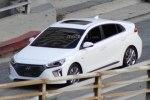 Hyundai обещает показать модель IONIQ в конце января - фото 11