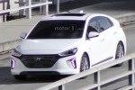 Hyundai обещает показать модель IONIQ в конце января - фото 8