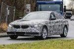Опубликованы первые снимки новой BMW 5-Series - фото 12