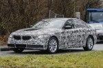 Опубликованы первые снимки новой BMW 5-Series - фото 5