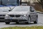 Опубликованы первые снимки новой BMW 5-Series - фото 8