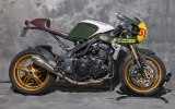 XTR Pepo: кастом Triumph Speed Triple Extreme Speed - фото 1