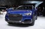 Новый универсал Audi A4 получил вседорожную версию - фото 1