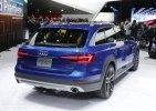Новый универсал Audi A4 получил вседорожную версию - фото 15