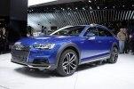 Новый универсал Audi A4 получил вседорожную версию - фото 2