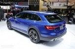 Новый универсал Audi A4 получил вседорожную версию - фото 5