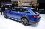 Новый универсал Audi A4 получил вседорожную версию - фото 8