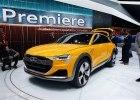 Компания Audi привезла в Детройт водородный кроссовер - фото 1