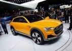 Компания Audi привезла в Детройт водородный кроссовер - фото 13