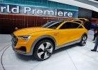 Компания Audi привезла в Детройт водородный кроссовер - фото 3