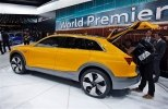 Компания Audi привезла в Детройт водородный кроссовер - фото 4