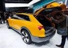 Компания Audi привезла в Детройт водородный кроссовер - фото 5